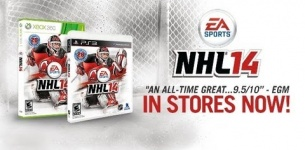 NHL 14 Launch Trailer - IN STORES NOW
