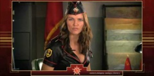 Command & Conquer Red Alert 3 Uprising Exclusive Premiere Trailer