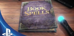 Wonderbook: Book of Spells - E3 2013 Trailer