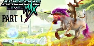 Trials Fusion Awesome Level Max Gameplay Walkthrough Part 1 - UNICORN