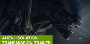 "Alien: Isolation Official Announcement Gameplay Trailer -- ""Transmission"" [UK]"