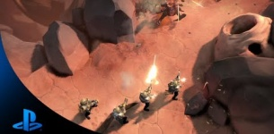 HELLDIVERS Announce Trailer