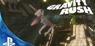 Gravity Rush Remastered - Accolades Trailer | PS4