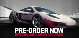 DRIVECLUB Pre-order Offer #2: Special McLaren 12C Pack