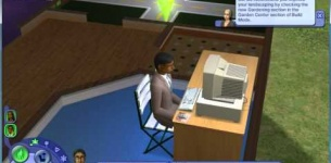 The Sims 2 Seasons Gameplay 1-3