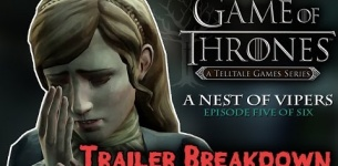 "Game of Thrones Episode 5 ""A Nest of Vipers"" Trailer Breakdown"