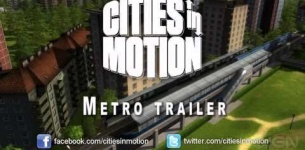 Cities in Motion HD Gameplay Video