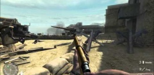Call of Duty 2 PC Gameplay HD