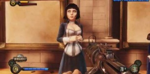 Bioshock INFINITE All Elizabeth Character Models! Clash in the Clouds DLC 1