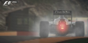 F1 2014: Spa Hot Lap