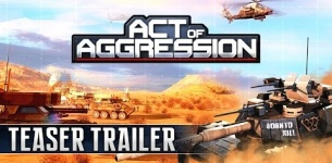 Тизер-трейлер Act of Aggression