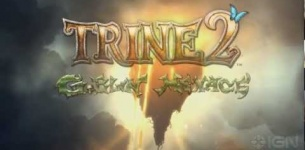 Trine2 Goblin Menace - Trailer [LP/Killcounter/3-gether/DE/HD]