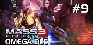 Mass Effect 3 Walkthrough - Omega DLC Part 9 Adjutant Let*s Play Gameplay Commentary