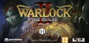Warlock 2: The Exiled - Official Adventure Trailer