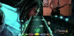 Guitar Hero Warriors Of Rock PlayStation 3 Gameplay