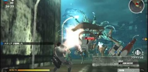 Freedom Wars! More PS Vita gameplay!