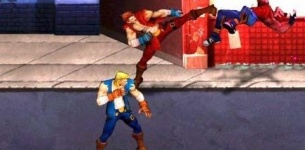 Double Dragon Neon (PS3 - PSN)