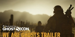 "Tom Clancy*s Ghost Recon Wildlands trailer - ""We are Ghosts"""