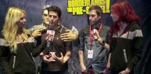Borderlands: The Pre-Sequel -- Developer Interview at PAX East 2014 (Part 1)