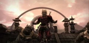 Asura's Wrath Trailer