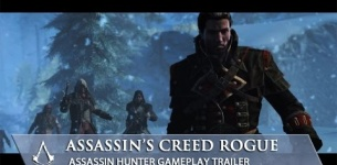 Assassin's Creed Rogue Assassin Hunter Gameplay Trailer