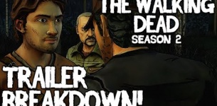 The Walking Dead Season 2 Episode 1 - All That Remains Trailer Breakdown! KENNY IS BACK!