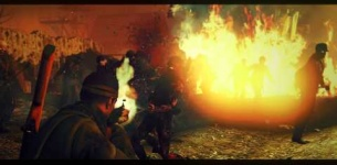 Sniper Elite: Nazi Zombie Army 2 (NZA2) - Official Gameplay Teaser
