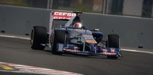 F1 2014: Sochi Hot Lap