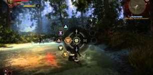The Witcher 2 Gameplay Movie 1 - Combat