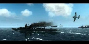 Air Conflicts: Pacific Carriers Trailer