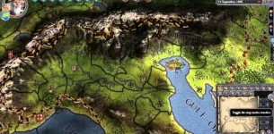 Crusader Kings II: The Republic streaming highlights