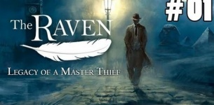 "The Raven Legacy of a Master Thief - CHAPTER 1 - Part 1 ""Tutorial"""