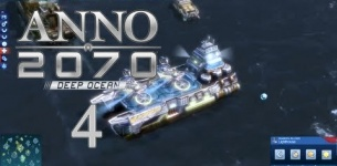 Anno 2070 Deep Ocean Trailer and Gameplay