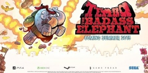 TEMBO THE BADASS ELEPHANT - Announcement Trailer