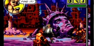 Sega Mega Drive Collection Comix Zone - Trailer