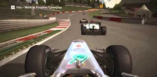 F1 2011 game trailer