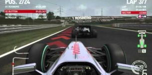 F1 2010 - gameplay pc HD