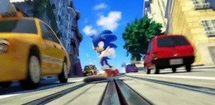 Sonic Generations Gameplay Trailer (PS3, Xbox 360)