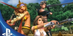 Final Fantasy X / X-2 HD Remaster Trailer 1
