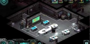 Shadowrun Returns First Look - Alpha Gameplay Footage