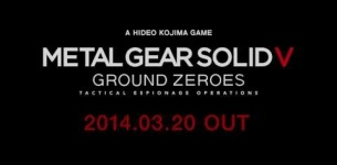 METAL GEAR SOLID V: GROUND ZEROES - 2014.03.20 OUT