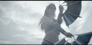 Mortal Kombat for PS Vita: Kitana trailer
