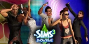 The Sims 3 Showtime Launch Trailer