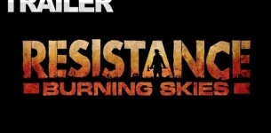 Resistance Burning Skies Launch Trailer