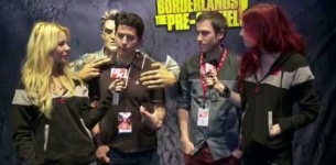 Borderlands: The Pre-Sequel -- Developer Interview at PAX East 2014 (Part 2)