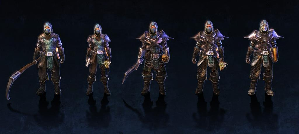 Grim Dawn: классы персонажей