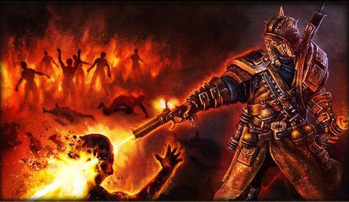 Grim Dawn: класс Подрывник