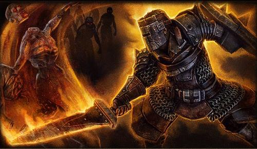 Grim Dawn: класс Солдат