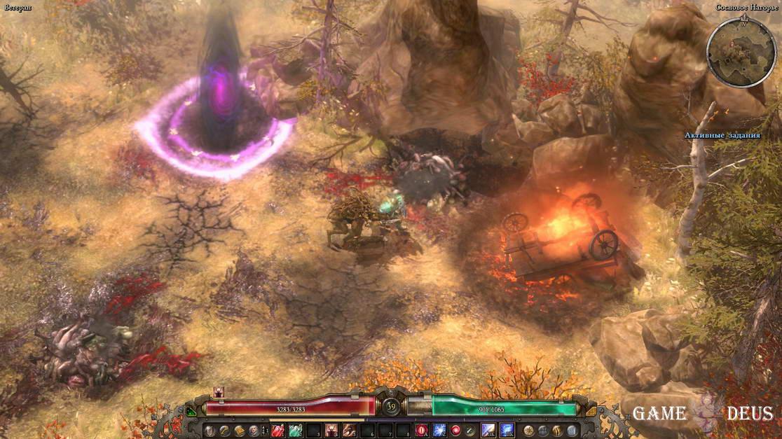 Grim Dawn: Советы по игре