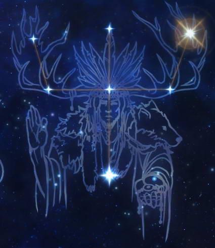 Grim Dawn: созвездие Дух зимы Аматок